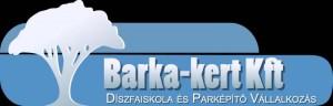 Barka-kert kft. logó